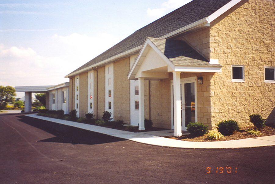 Bally Mennonite Church Hollenbach Construction Inc
