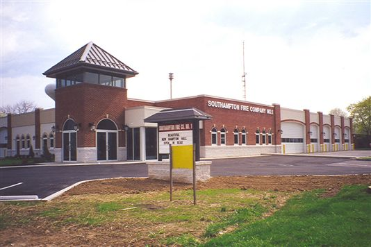 Southampton Fire Company Hollenbach Construction Inc