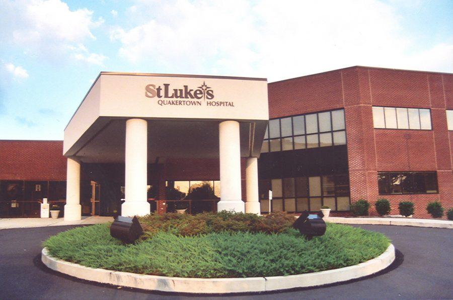 St. Luke's Hospital | Hollenbach Construction, Inc.