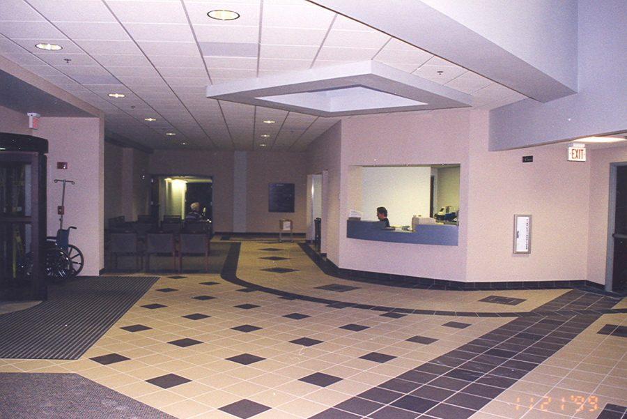 Fred Beans Boyertown >> St. Luke's Hospital | Hollenbach Construction, Inc.