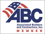 Hollenbach Construction, Inc. is a member of the ABC