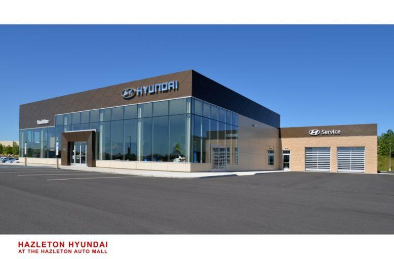New Hyundai Dealership Hazleton Hollenbach