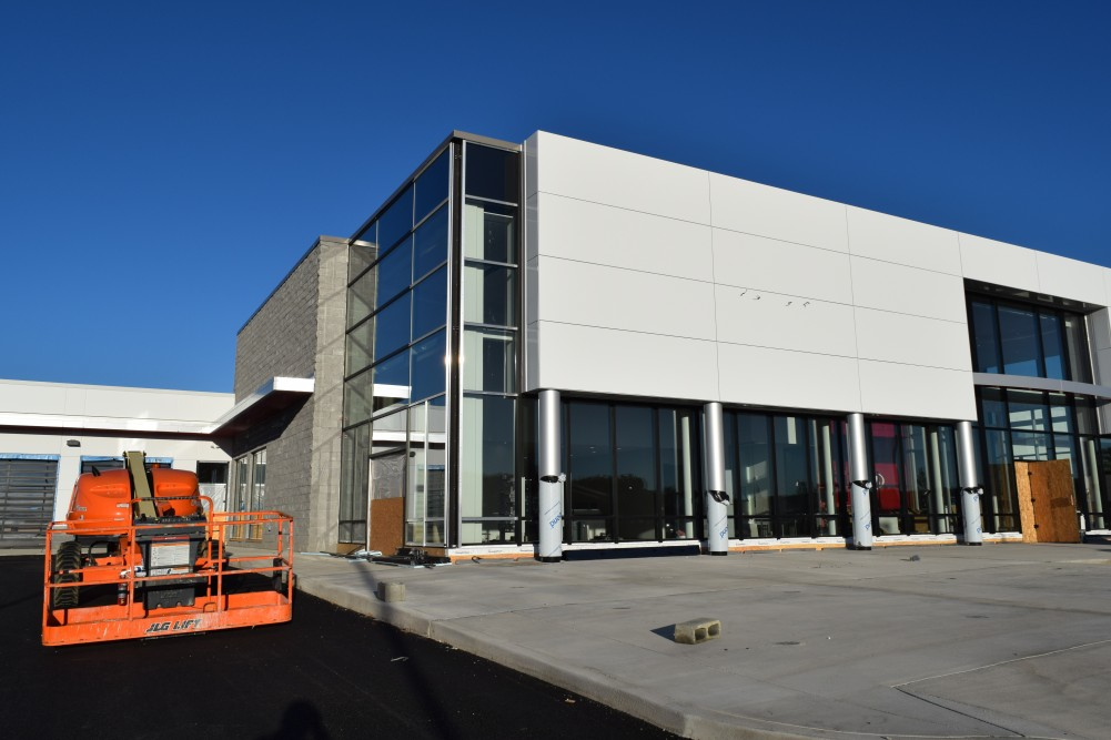 Charming ... Project Information: New Construction Of KIA Dealership In Hazleton, PA
